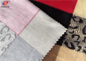 China 95% Polyester 5% Spandex Korea Velvet Fabric Printed Super Soft Plush Velboa Fabric on sale