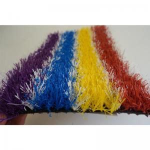 China Colorful Artificial Grass on sale