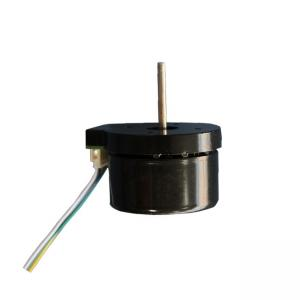 China Brushless DC Outrunner Motor , Small High Torque Electric Motor 37mm 12v 18v 24v on sale