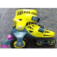 Removable Padded Liner Roller Quad Skates / Four Wheel Roller Skates for Outdoor Sports