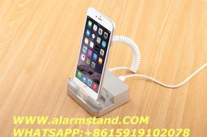 China COMER  anti-theft Adjustable ABS Security Alarm mobile phone Display Stand on sale