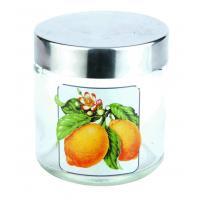 glass storage jars for suger