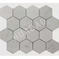 China InorganiceTerrazzo  Mosaic Tile Sheets  artificial stone For Indoor outdoor on sale