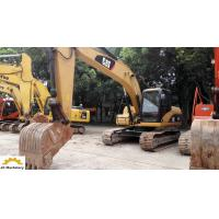 China 0.8M3 Bucket Size Used CAT Excavators For Road Construction Cat 320D Model on sale