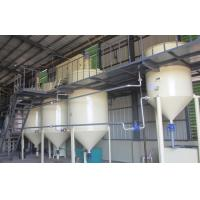 Palm kernel oil refining machine with chemical refining and physical refining