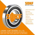 6205-2RS-ZZ Radial Bearing 25x52x15 Shielded Seal Ball Bearings SDKF Brand