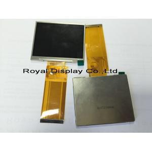 4 par 3 luminance transmissive du module 400 d'affichage à cristaux liquides de TFT d'allongement 3,5 avec 60 bornes/longtemps FPC