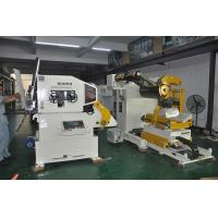 Coiled Metal Sheet Straightening Machine Unwinding For Auto Parts Production Line