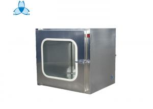 China Clean Room Equipments Air Shower Pass Box For Food Industrys on sale