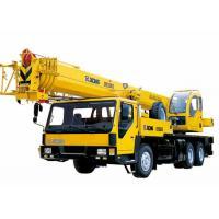 35 Ton Construction Lifting Equipment Hydraulic Truck Mounted Cranes