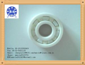China High Temperature Resistant 600 Seires Ceramic Ball Bearing on sale