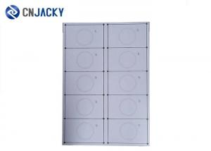 China 13.56MHz Long Range Blank IC Smart Card Inlay Prelam / RFID Card Middle Material on sale