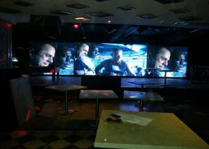 China P2.5 High Definition LED Video Wall Screen Indoor For Commercial Advertising on sale