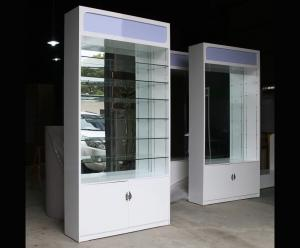 ... Quality Customized Pharmacy Storage Cabinets Medicine Display Racks Glass Layer for sale ... & Customized Pharmacy Storage Cabinets Medicine Display Racks Glass ...