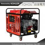 5kw dc generator with 48v output 100A for telecom