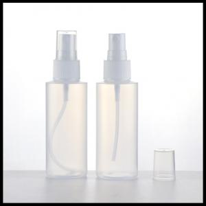 China Fine Mist Mini SPlastic Spray Bottles 60ml Refillable Reusable With Atomizer Pumps on sale