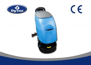 China Battery Operated Floor Scrubber Machine Compact Design Good Exterior Connection on sale