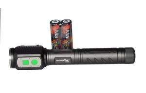 China High lumen tactical led flashlight , 7.4V CREE Led Torch Light for travel on sale