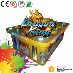 China Arcade fishing game machine with IGS original new thunder dragon 2 shooting fish game on sale