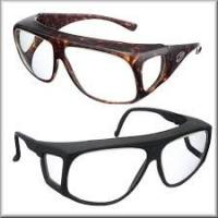 PVC frame X-ray goggles / X-ray protective glasses with side protection for Hospital