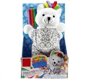 China Washable Plush Polar Bear Toys on sale