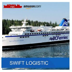 China LCL Sea Freight from china to germany europe amazon fba shipping service on sale