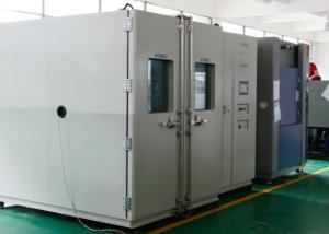 China Walk in Environmental Temperature And Humidity Chamber For Auto Parts Testing on sale