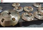 C95200 C95210 Bronze Casting Custom Aluminium Bronze Valve Body