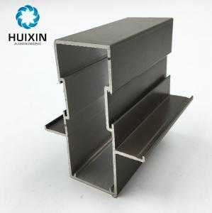 China Hot Sale Building Materials Aluminium Window Sections on sale