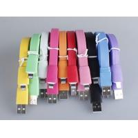 China For iphone5 colorful lightning cable/data charger sync cable on sale