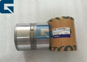 China Hard Steel Bushings Digger Spare Parts , Iron Material Heavy Machinery Parts 14517941 on sale