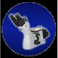 China Inverted Metallurgical Microscope with Wide View Field , High Resolution Images on sale