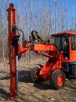 screw machine for sale ,ground pile drilling machine GS 2000