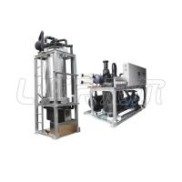 China best selling ice plant compressor high efficiency tube ice machine, water cooling with low price on sale