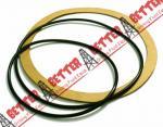 China Power End Gasket Kit Mission Magnum 250 Centrifugal pump Buna-N and Fiber wholesale