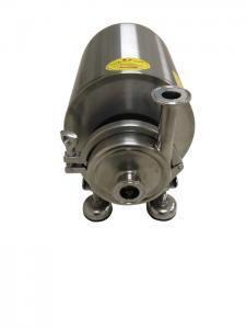 China Anti Vibration Sanitary Gear Pump / Multi Functional Sanitary Transfer Pump on sale