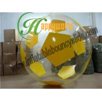 China Customized hamster Inflatable Bumper Ball , inflatable human soccer ball For Kids on sale