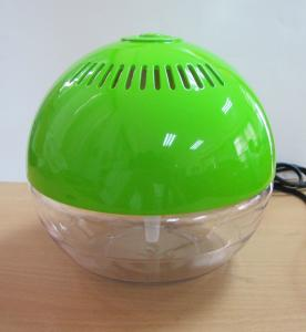 China Aromatherapy Water Wash Air Purifier Humidifier For Cigarette Smoke Removal on sale