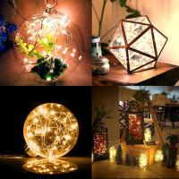 China Mini Led Fairy Fun Outdoor String Lights Terrific Decorating 8 Modes on sale