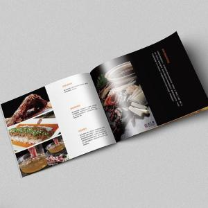 China Paper Soft Cover Full Color Brochures , Custom Business Card Printing ISO 9001 Approved on sale
