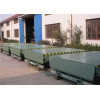 Hydraulic Mechanical Loading Dock Leveler Explosion - Proof For Warehouse
