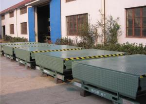 China Hydraulic Mechanical Loading Dock Leveler Explosion - Proof For Warehouse on sale
