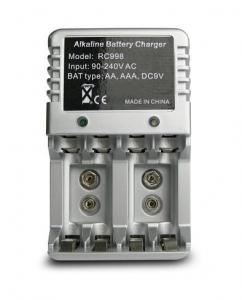China Alkaline Battery Charger RC998 03 on sale