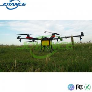 6 axis spraying drone UAV agriculture Unmanned aircraft with FPV for