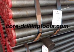China Thread Wireline Drill Rods Heat Treatment BC BQ Type With Through Wall on sale