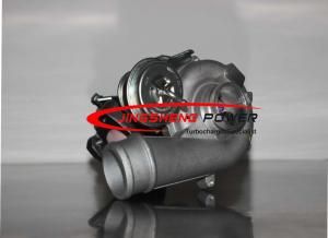 China Car Turbo Engine K03 706976-0001 53039880023 9632406680 0375E0 Turbo For Kkk Citroen Xantia 2.0 HDi DW10TD on sale