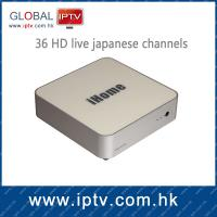 2014 iptv server Ihome iptv in set top box IP900 Full hd HDTV can re-play 7 days channels