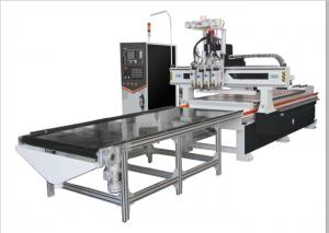 China Simple Operation Woodworking Cnc Machines High Precision TBI And ABBA Transmission on sale