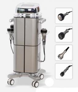 China Lipo Max 40Khz Cavitation Slimming Machine 3MHz Multipolar RF Vacuum Beauty Equipment on sale