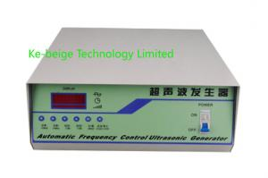 China Benchtop Digital Ultrasonic Generator 2400W-2700W For Ultrasonic Cleaning Machines on sale